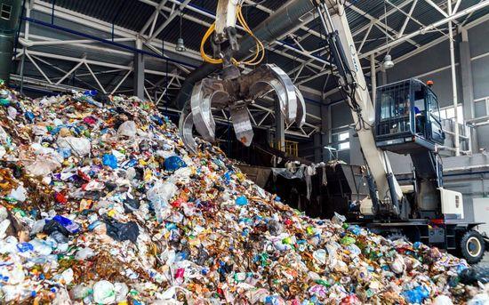 В Гатчинском районе построят мусороперерабатывающий завод к 2022 году