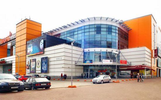 Торговый центр метро в питере