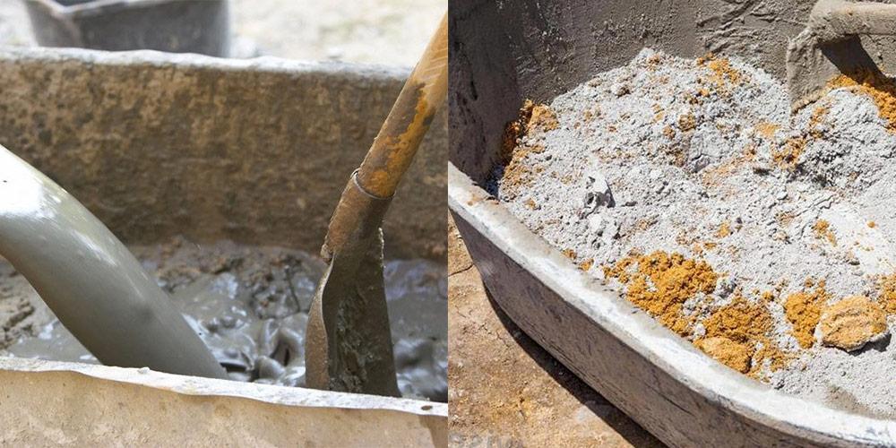 Раствор строительный цементный сухой бетон великий устюг