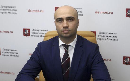 Оганесян Карен Гаспарович