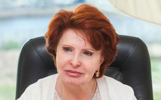 Креславская Нина Абрамовна