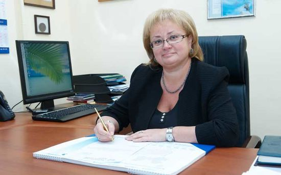 Белинская Ирина Игоревна