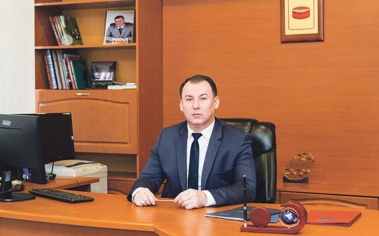 Намлиев Юрий Владимирович