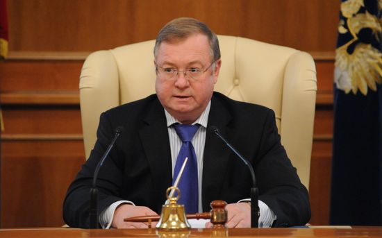 Степашин Сергей Вадимович