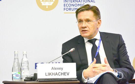 Лихачёв Алексей Евгеньевич