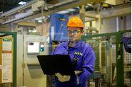 Экскурсия на завод газобетона Н+ Н