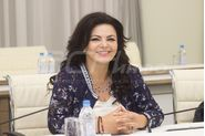 Награждение лучших строителей в Минстрое, Николаева Елена Леонидовна