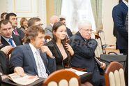 Каплан Лев Моисеевич, Координационный совет по развитию транспортной инфраструктуры ЛО и СПб