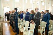Церемония награждения работников строительного комплекса за трудовые достижения., Беглов Александр Дмитриевич