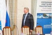 Координационный совет по развитию транспортной инфраструктуры ЛО и СПб, Пахомовский Юрий Витальевич